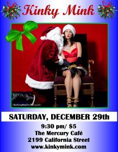 Kinky Christmas Merc 2